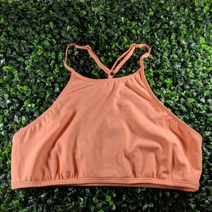 Out From Under Coral Bralette Bikini Top Medium
